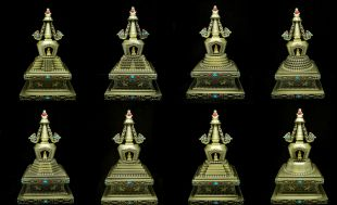 8 Stupa of Sakaymuni