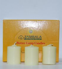 Butter lamp candles & Oil